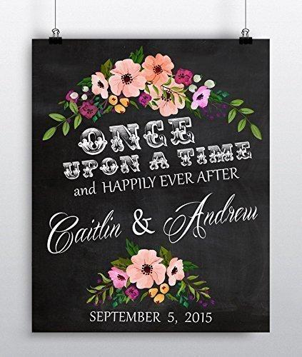 Amazon Personalized Wedding Sign Welcome Wedding Sign