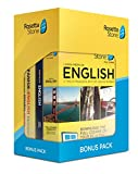 Software : Learn English: Rosetta Stone Bonus Pack (24 Month Subscription + Lifetime Download + Book Set)