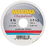 Maxima Fishing Line Mini Pack, Chameleon, 8-Pound/110-Yard