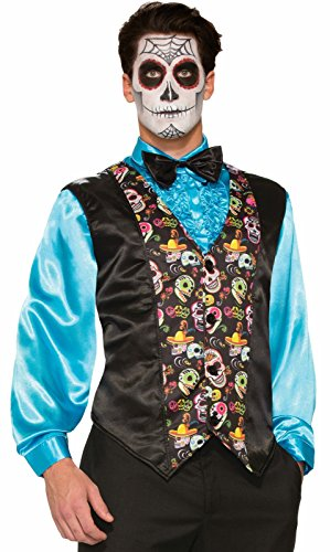 Forum Novelties, Inc Day Of Dead Vest
