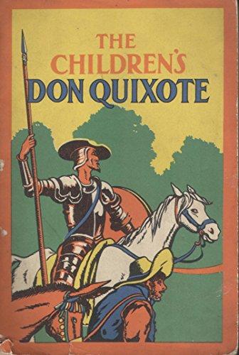 The Children's Don Quixote From Cervantes