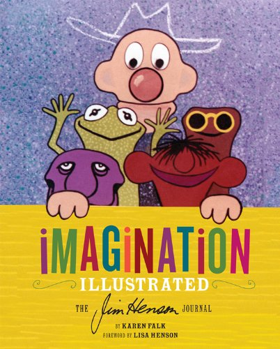 Dog Puppet Show Book - Imagination Illustrated: The Jim Henson Journal