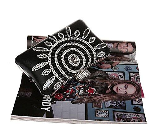 TOOKY pour Noir Pochette femme Pochette TOOKY 8WrqSUw8z