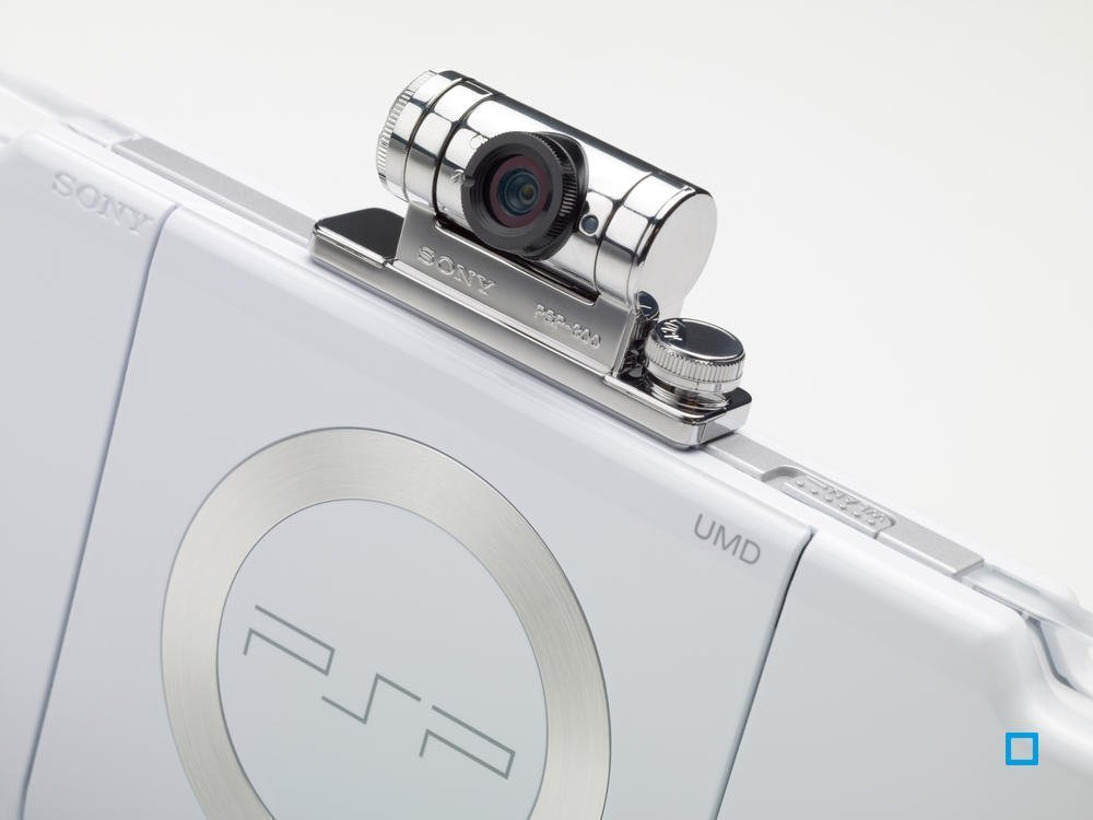 Sony PSP 1.3 Megapixel Chotto Shot Camera for PlayStation by Sony (Image #3)