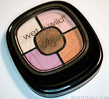 Amazon.com : Wet n Wild Fergie Centerstage Collection Limited Edition Photo Op Eyeshadow 34146 Newport Nights : Eye Shadows : Beauty