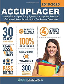 ACCUPLACER English Study Guide 2019 & 2020: ACCUPLACER