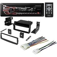 2003-2008 Toyota Corolla Single Din Car Stereo Radio Install Dash Kit Mount Kit Harness