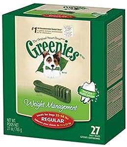 Amazon.com: GREENIES Weight Management Dental Chews