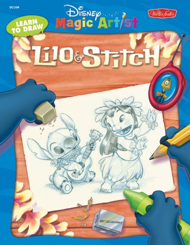 Learn to Draw Lilo & Stitch (DMA LearntoDraw Books) by Walter Foster (Image #2)