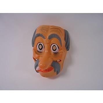 Omamasken y abuela de abuelo Opamasken Máscara Máscara a elegir OMA OPA vieja máscara del Carnaval