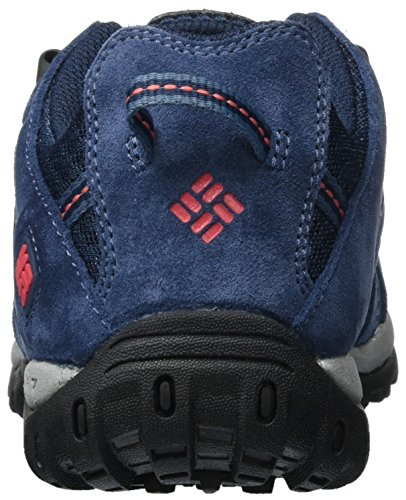 Shoe Navy Women's Blue 464 Collegiate Columbia Trail Red Redmond Sunset CF6Pq