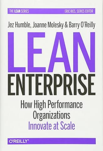 Lean Enterprise: How High Performance Organizations Innovate at Scale (Lean (O'Reilly)) (Lean Start Up Book)