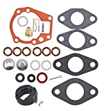 Carburetor Kit & FLOAT for Johnson Evinrude 1.5 2 3 4 5 5.5 6 HP 439071 18-7043