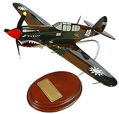 Mastercraft Collection P-40E Flying Tigers Model Scale:1/37