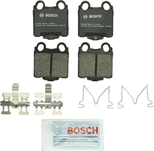 Bosch BP771 QuietCast Premium Disc Brake Pad Set (Brake Is300 Pads)