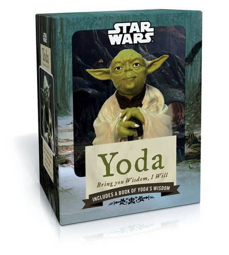 Chronicle Books Yoda: Bring You Wisdom, I -