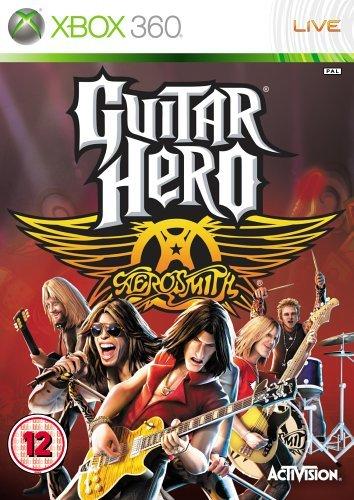 Guitar Hero: Aerosmith - Game Only (Xbox 360) UK IMPORT REGION FREE