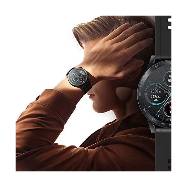 HONOR Smartwatch Magic Watch 2 46mm, 14 Giorni in Standby, con Cardiofrequenzimetro, modalità di Esercizio, GPS, Fitness… 5