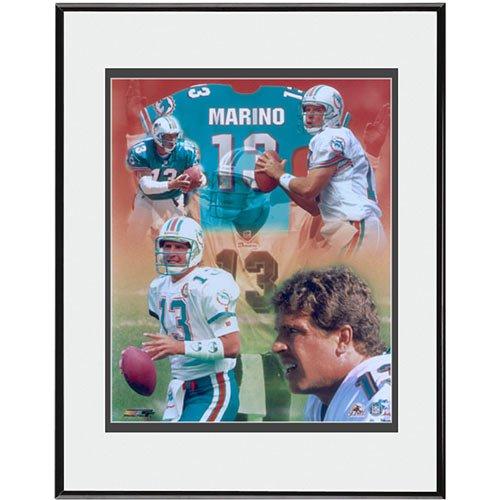 - Photo File Miami Dolphins Dan Marino Legends Composite Framed Photo