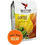 Bulletproof Upgraded Original Ground Bean DECAF Coffee For Energy and Performance, 12oz (340g)