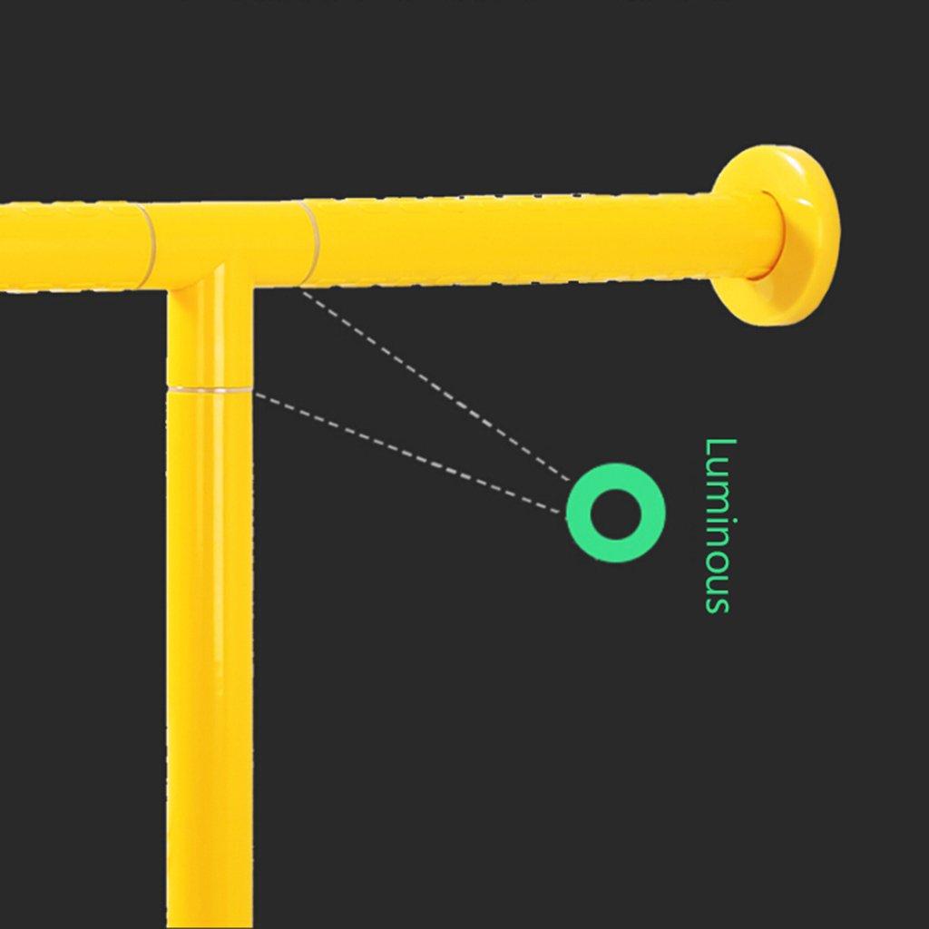 RJLI Saugglocken /& Halter Anti-Rutsch-Handlauf F/ür Badezimmer Gel/änder F/ür Behinderte Behindertengriff WC-Dusche /Älterer Sicherheitsgriff Traglast 150kg Saugglocken /& Halter Color : Wei/ß