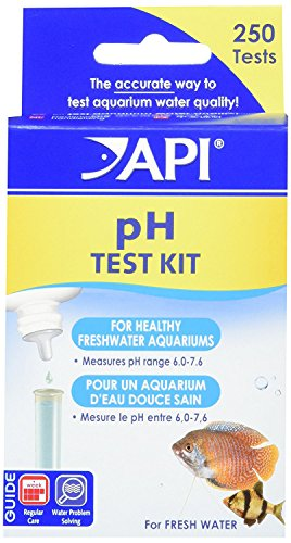 API TEST KIT Individual Aquarium Water Test Kit