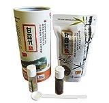 Original Korea Bamboo Salt Crystal 9-Times Roasted 250 Gram (8.8 Ounce) Rich Minerals