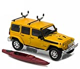Greenlight 2016 Jeep Wrangler Unlimited with