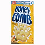Post Honeycomb Cereal, 12.5-Ounce Boxes