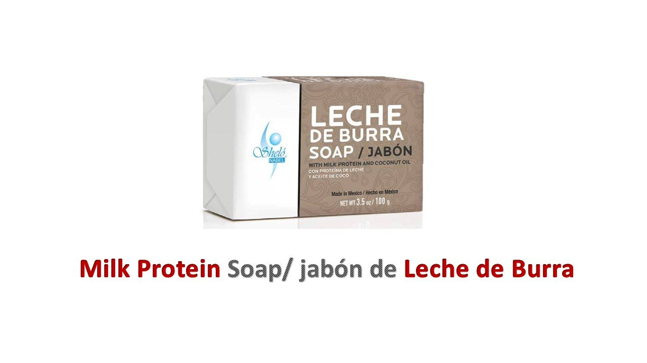 Amazon.com: Milk Protein Facial Soap/jabón de Leche de Burra facial: Beauty