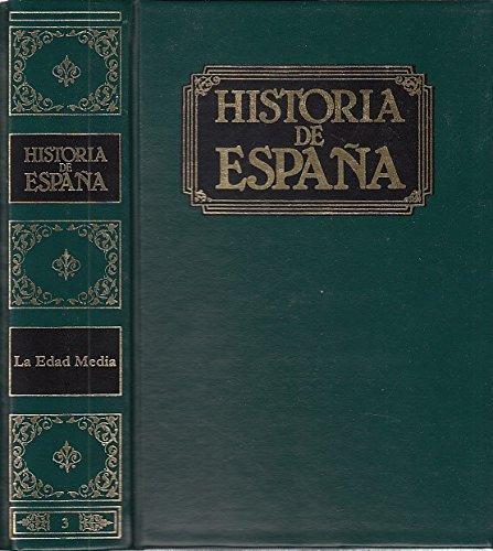 HISTORIA DE ESPAÑA VOL. III: LA EDAD MEDIA: Amazon.es: SUÁREZ ...