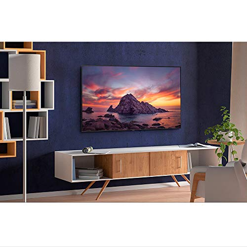 "Samsung QN55Q60TA 55"" Q60T QLED 4K UHD Smart TV (2020) with Deco Gear Soundbar Bundle"