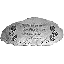 CA Gift GS503 Dad Memorial Garden Stone
