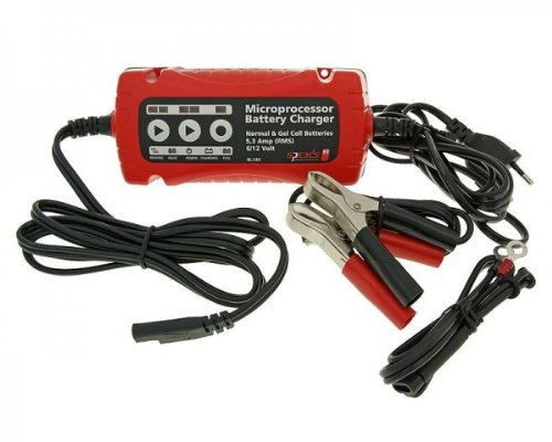 Speeds Batterieladegerä t 12 6V BL530 Roller Motorrad