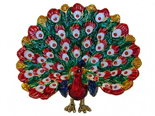 Bejeweled Peacock
