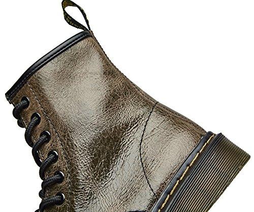Sport À Martin Lacets Classiques Femme Bottes Marron uBeauty Boots Bottines Bottes Chaussures Flattie OqYnxpv