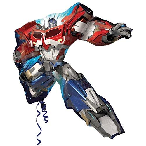 (Anagram Transformers Supershape Mylar Balloon)