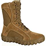 ROCKY Men's RKC050 Military and Tactical Boot, Coyote Brown, 9.5 M US