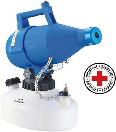 HAOSHUAI Nebulizador eléctrico máquina portátil Jardín nebulizador pulverizador de Interior y al Aire Limpio eléctrica Niebla pulverizador (Tamaño: 220) (Size : 220V): Amazon.es: Hogar