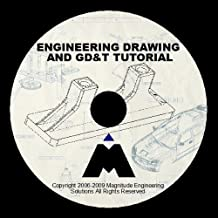 ENGINEERING DRAWING GD&T TUTORIAL 6+HRS TRAINING DESIGN GDT TUTORIAL DVD AUTOCAD