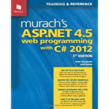 Murach's ASP.NET 4.5 Web Programming with C# 2012