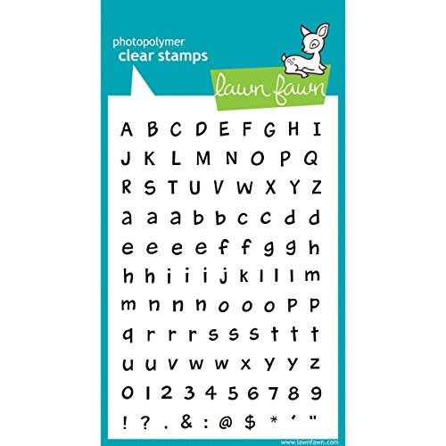 Lawn Fawn Clear Stamps - Harold's ABCs (LF317) ()