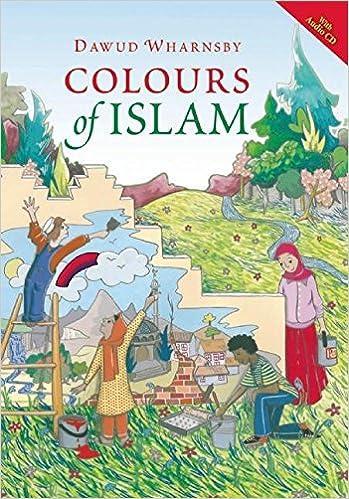 Amazon com: Colours of Islam (with Audio CD) (9780860375913