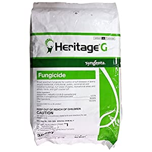 Heritage Granular Fungicide - 30 Pound Bag