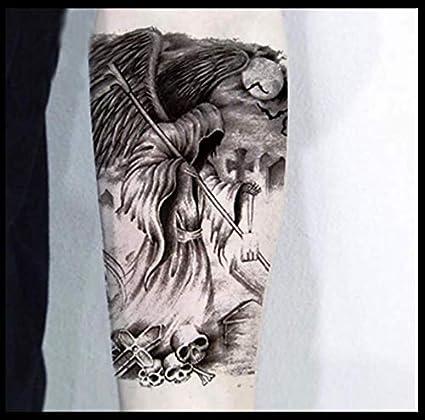 ruofengpuzi Etiqueta Engomada del Tatuaje Temporal Brazo De La ...