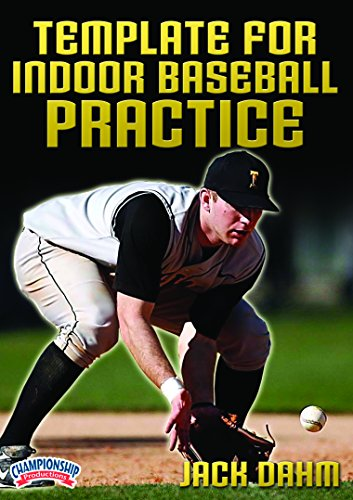 Collectible Template - Template for Indoor Baseball Practice