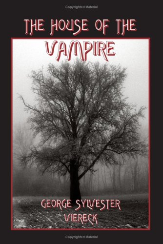 The House of the Vampire PDF