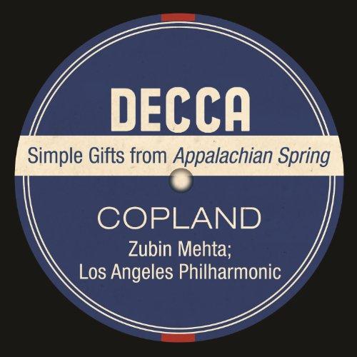 (Appalachian Spring - 1945 Suite - 7. Doppio Movimento: Variations On A Shaker Hymn)