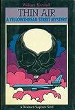 Thin Air, William Marshall, 0030210712
