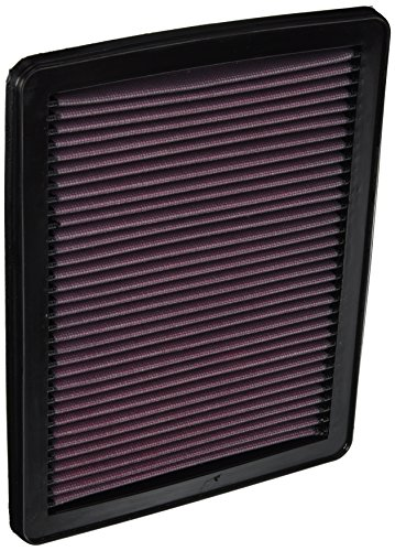 K&N 33-2700 High Performance Replacement Air Filter